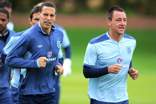 Rio Ferdinand vs. John Terry: Who Is the Better Defender?