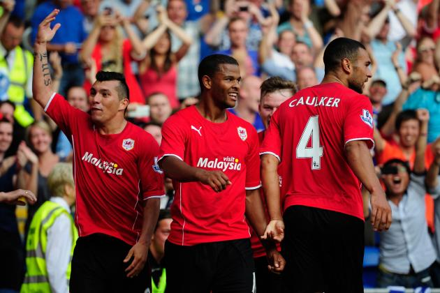 Cardiff City vs. Manchester City: Premier League Live Score, Highlights, Recap