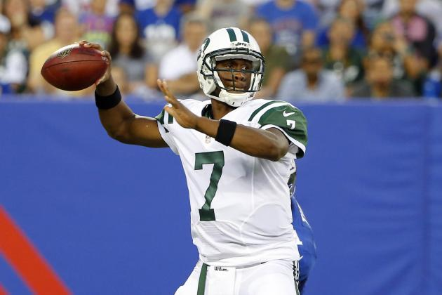Geno Smith Will Determine Rex Ryan's Fate with New York Jets in 2013