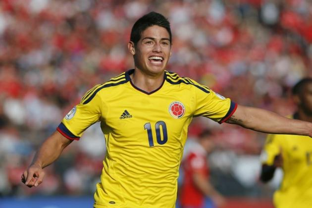 South American Qualifier Preview: Colombia to Face Ecuador and Uruguay