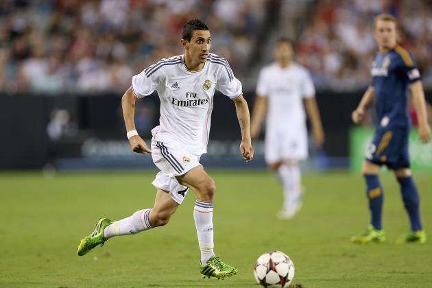 Arsenal Transfer Rumours: Angel Di Maria Move Not the Answer to Gunners' Woes