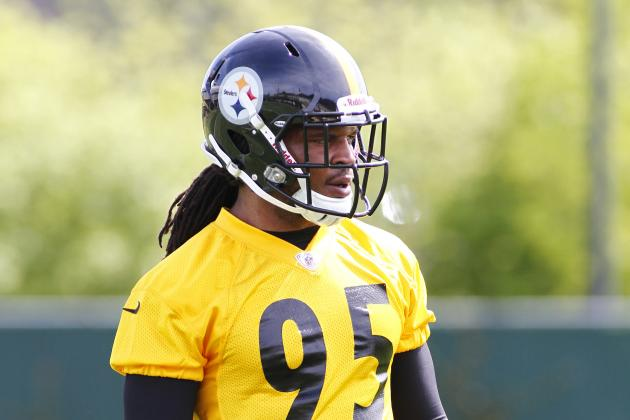 Jarvis Jones Released from Hospital, Tests Negative