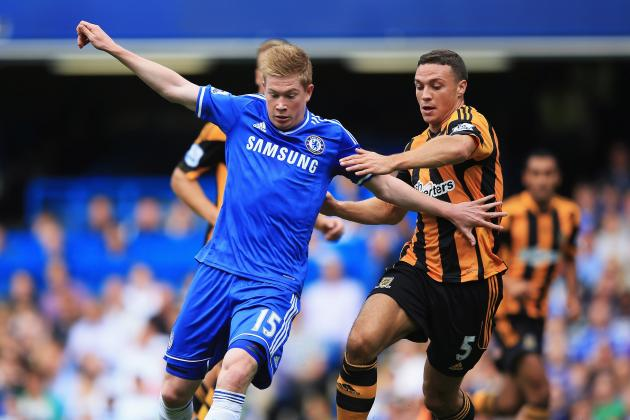 The Things Kevin De Bruyne Must Do to Become a Chelsea Regular