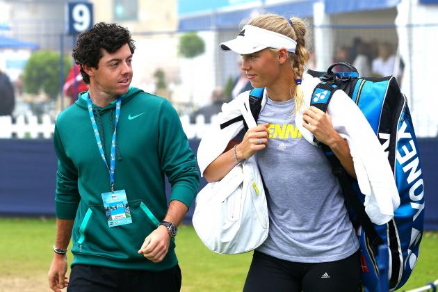 Rory McIlroy Responds to Report He Broke Up with Caroline Wozniacki