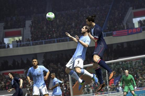 FIFA 14: In-Game Footage from FIFA Interactive World Cup Looks Excellent