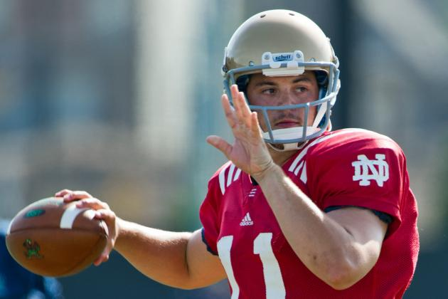 Notre Dame Football: Reports Claim Irish Offense Will Run Pistol in 2013