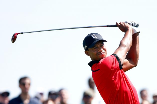 Tiger Woods at Barclays 2013: Day 4 Recap and Twitter Reaction