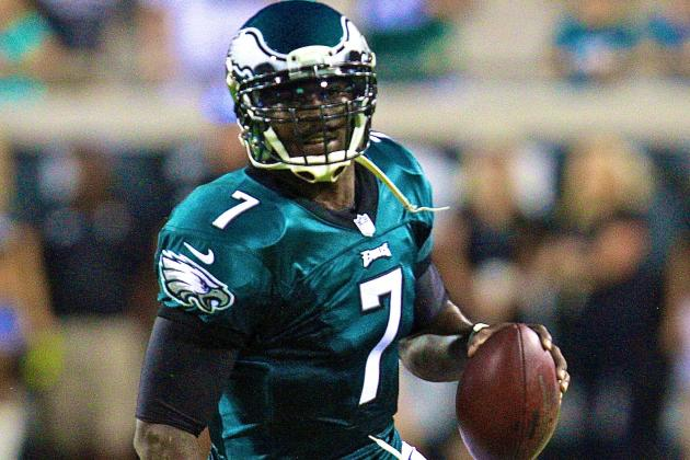 Breaking Down Michael Vick's Runs vs. the Jaguars