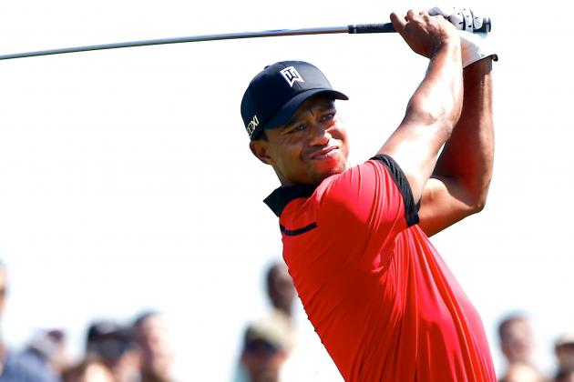Tiger Woods at Barclays 2013 Tracker: Day 4 Highlights, Updates and Analysis