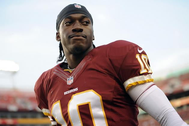 Robert Griffin III Must Not Rush Back to Action for Washington Redskins