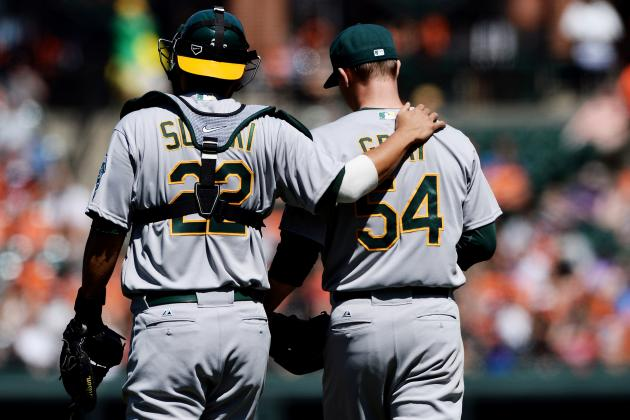 Gray Rocked, A's Drop Rubber Match in Baltimore