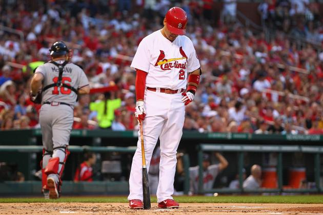 St. Louis Can't Lock Down Sweep of Atlanta
