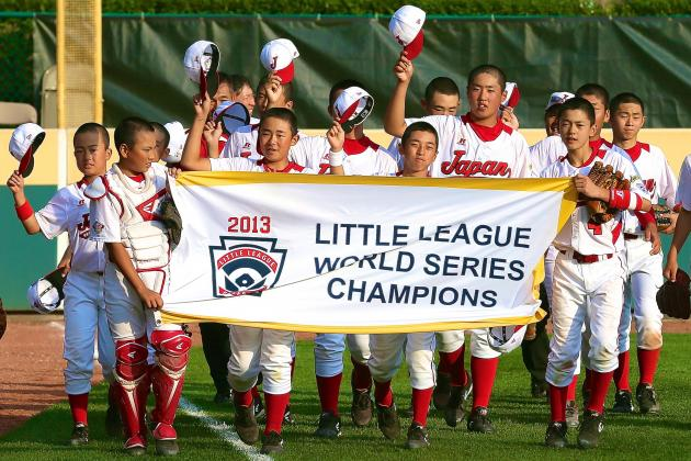 Little League World Series 2013 Day 10: Japan Tops California to Win Title