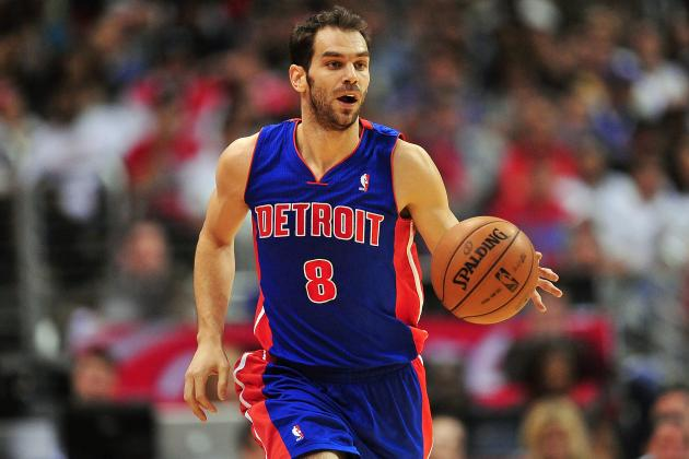 Why the Dallas Mavericks Signed Jose Calderon
