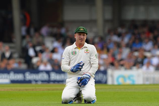 The Ashes 2013: Why Brad Haddin Is Player of the Day on Day 5 at The Oval