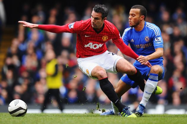 Outlining the Chelsea Plan to Stop Robin Van Persie