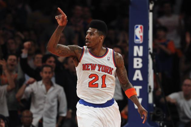 Surprising Name Who Will Make a Big Impact for NY Knicks in 2013-14
