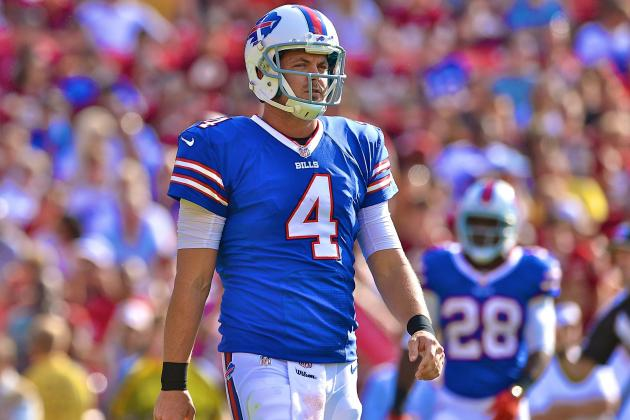Buffalo Bills Reportedly Concerned Kevin Kolb's Concussion is Career-Ending
