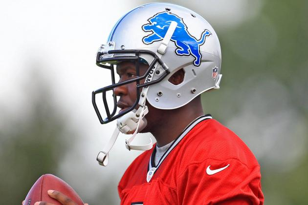 Buffalo Bills Acquire Thaddeus Lewis from Detroit Lions