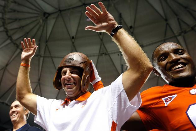 Bleacher Report's New Clemson Writer Tells You How Tigers Can Beat Gamecocks