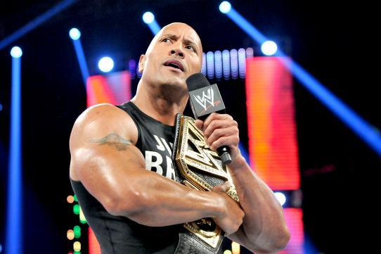 The Rock's Status for WrestleMania XXX Not Looking Good