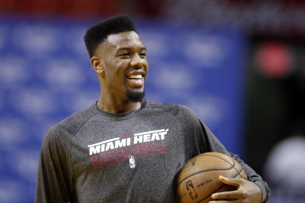 Surprising Name Who Will Make a Big Impact for Miami Heat in 2013-14