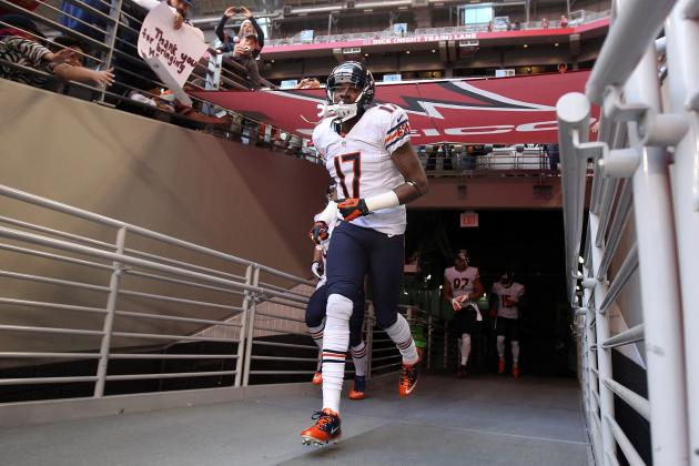 Alshon Jeffery Will Post Big Fantasy Numbers After Injury-Plagued Rookie Year