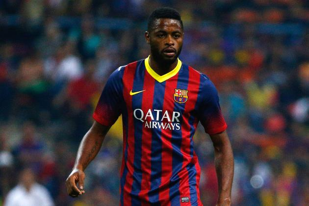 Barcelona: Should They Cash in on Alex Song During This Transfer Window?