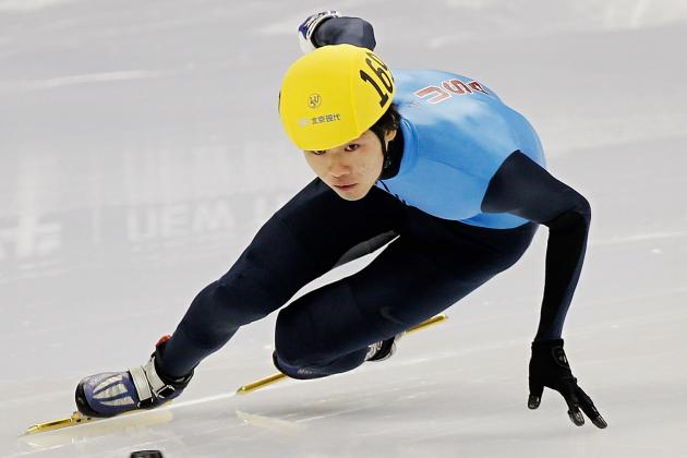 Cho Suspended 2 Years for Skate Tampering