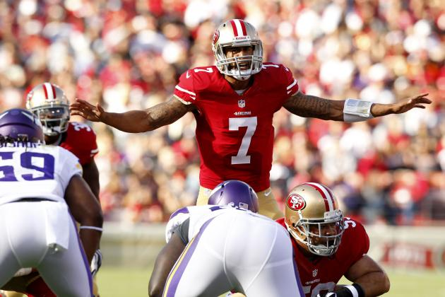 Vikings vs. 49ers: Live Score, Highlights and Analysis for San Francisco