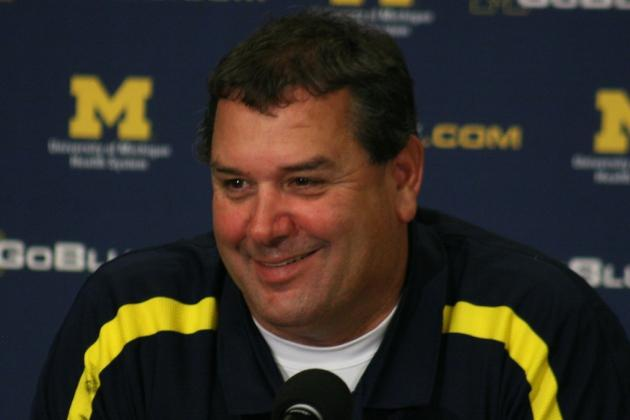 Brady Hoke Brings Power Football Back to Ann Arbor