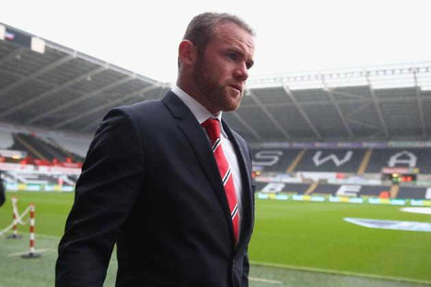 Can Manchester United Risk Playing Wayne Rooney Against Chelsea?