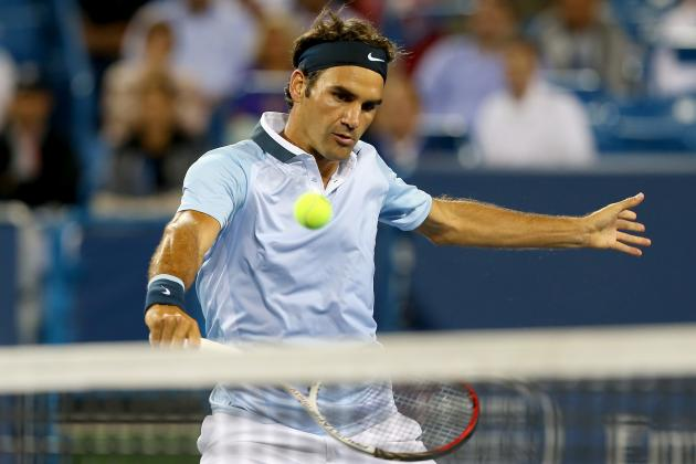 Roger Federer Has Clear Path to Quarterfinals at US Open