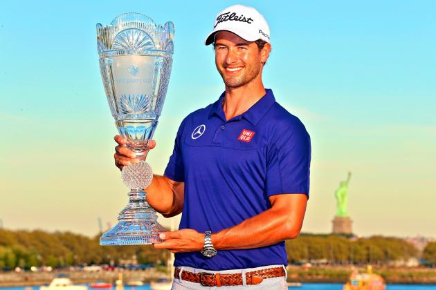2013 Player of the Year Race Intensifies After Adam Scott Wins The Barclays
