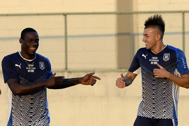Who Is Most Important to AC Milan, Mario Balotelli or Stephan El Shaarawy?