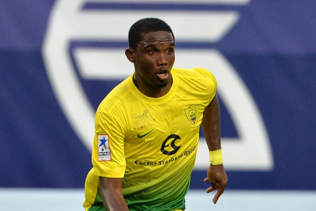 Chelsea Transfer News: Why Samuel Eto'o Move Makes Sense for Blues