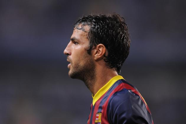 Spanish Super Cup 2013: Why Cesc Fabregas Must Start for Barcelona
