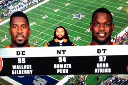 Domata Peko Looks Too Small to Play Defensive Line, Based on This Graphic
