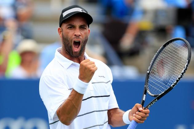 James Blake Announces Retirement from Tennis After 14-Year Career