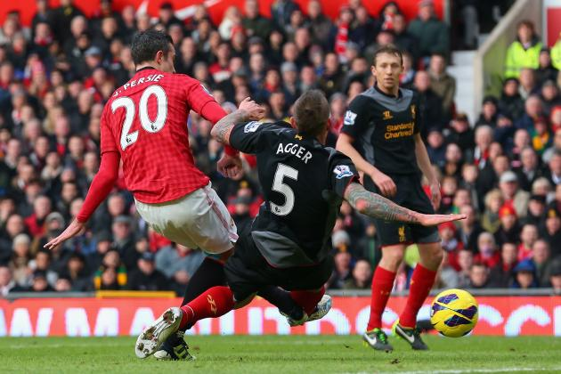 What Liverpool Must Do to Stop Manchester United's Robin van Persie