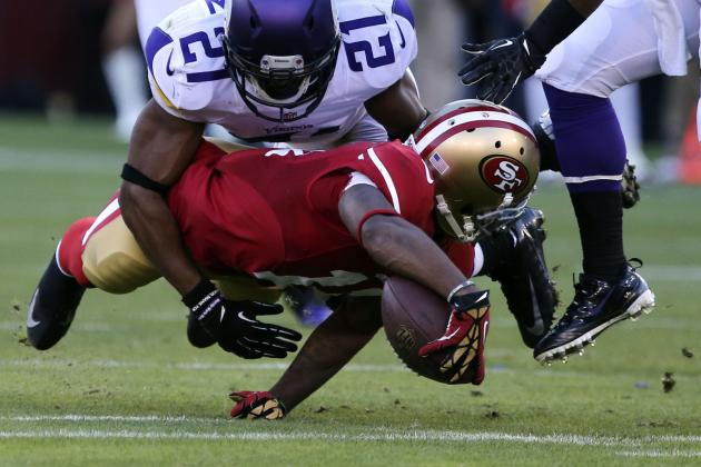 Patton Impresses in 49ers Debut