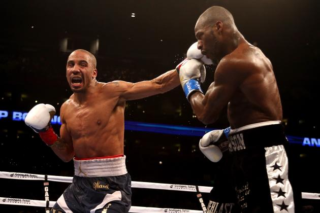 Andre Ward Still Searching for Return Opponent in November
