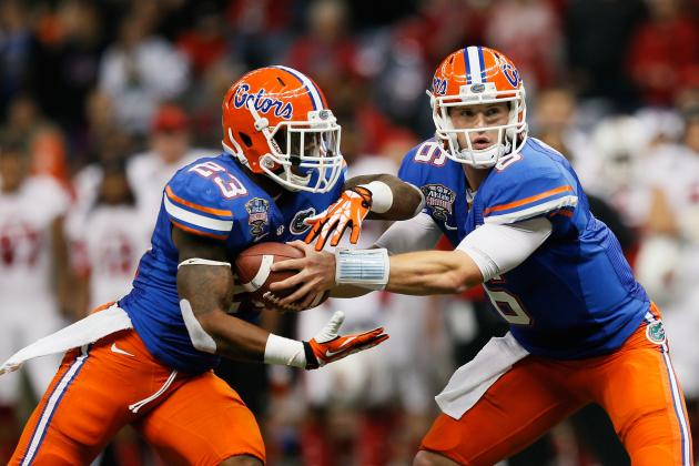 B/R's Florida Lead Writer Weighs in on the Gators' Backfield Situation