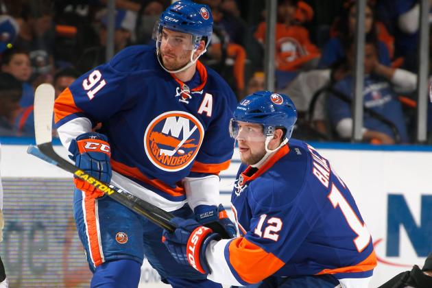 Playoff disappointment inspiring New York Islanders