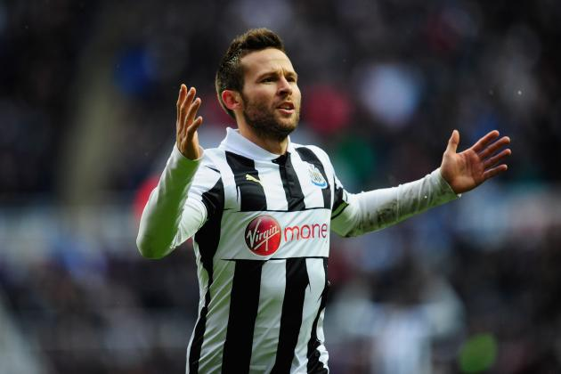 Arsenal Transfer News: Gunners Must Capitalize on Yohan Cabaye's Desire to Move