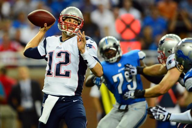 Are Pats Vulnerable Against Stout Pass Rush?