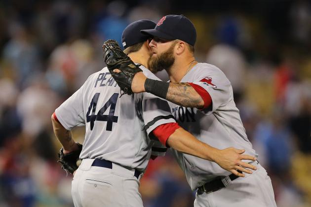 Are the Red Sox World Series Favorites After Taking Down the Dodgers?