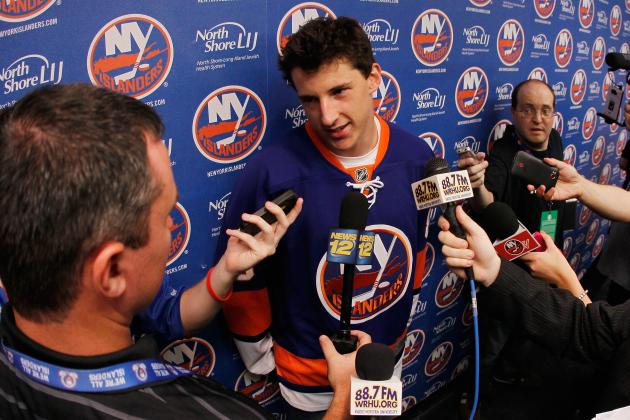 Ryan Strome, Griffin Reinhart Top New York Islanders' Prospects