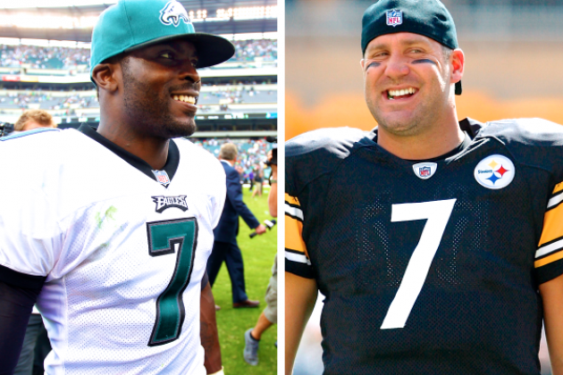 Michael Vick, Ben Roethlisberger: Changed for the Better, and Perhaps for Good