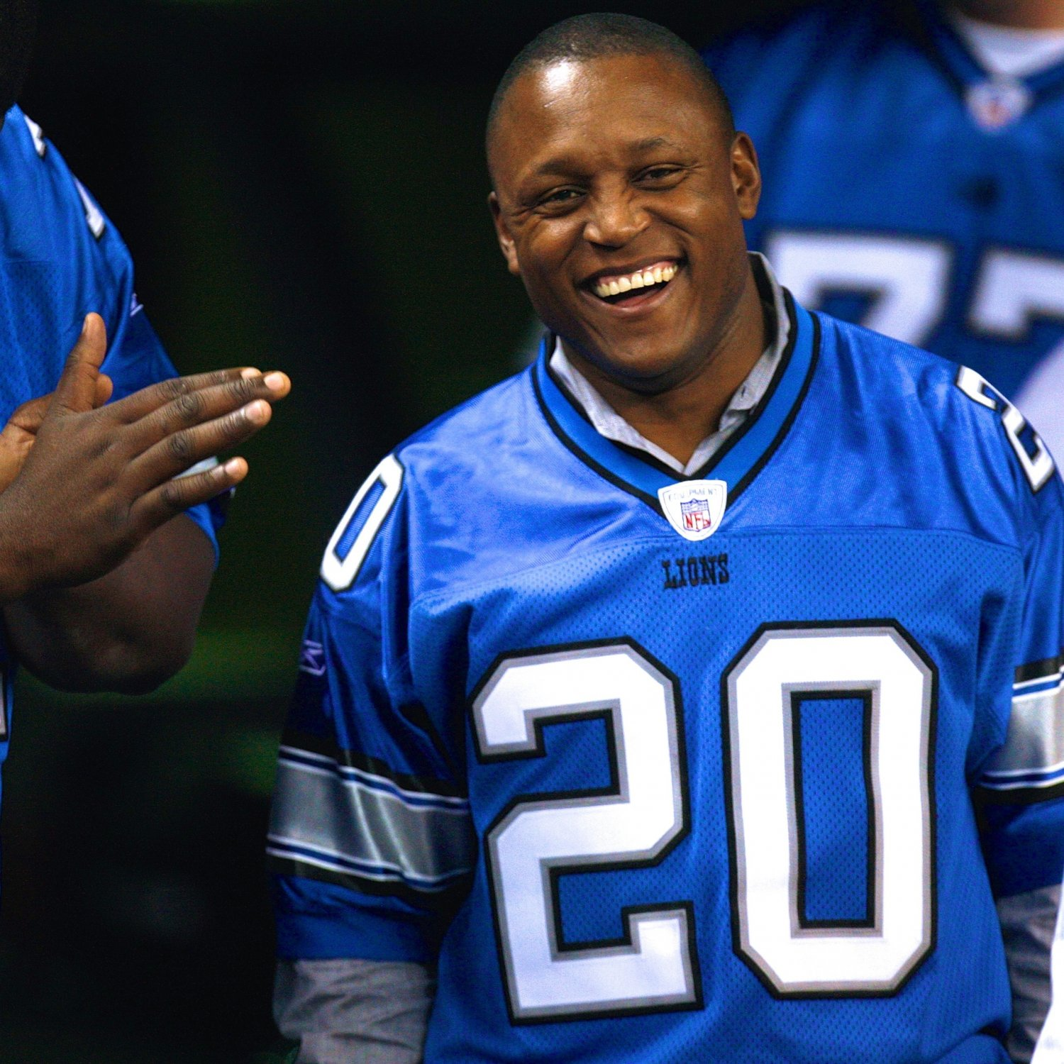 BARRY SANDERS NEWS THANKSGIVING MVP